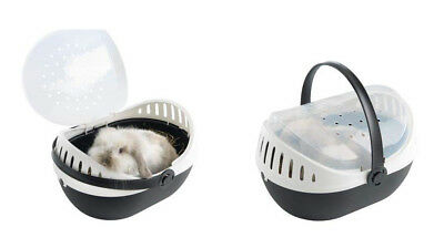 Elmo Small Animal Carrier 36x28x22cm (Pack of 3)