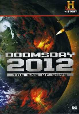 History Channel: Doomsday 2012: The End of Days NEW DVD