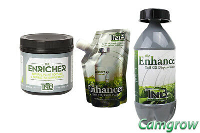 TNB - Naturals CO2 Enhancer Getting CO2 to your Plants 100% organic Hydroponics