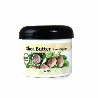 Shea Nut Butter-100g- Unrefined, Raw, Pure-Certified Organic-FREE SHIPPING
