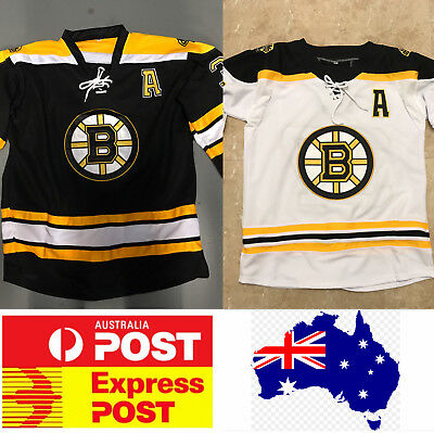 Boston Bruins #37 Bergeron Ice Hockey jersey, black color or white