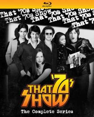 That '70s Show: Complete Series (Blu-ray)