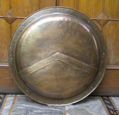"Medieval 300 SPARTAN Shield 18"" GREEK King Leonidas Gear of War Armor Shield"