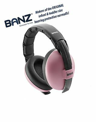 Baby Banz Earmuffs Infant Hearing Protection – Ages 0-2+ Years – THE BEST