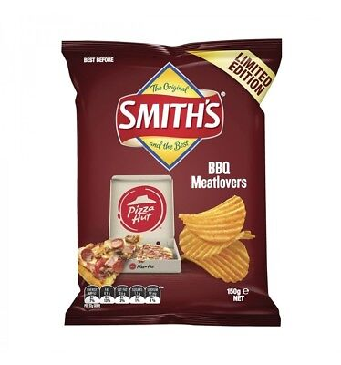 Smiths Bbq Meat Lovers 150g