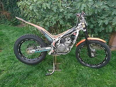 2009 Beta 250 4 T EVO trials Road registered PX and Delivery possible