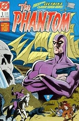 The Phantom Vol. 3 (1988) DC Comics # 1