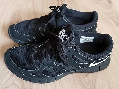 san francisco fa33c f11aa Nike Free Run 2 Herren Sneakers Turnschuhe In Schwarz Gr.44
