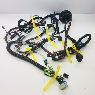 JOHN DEERE #RE587087 Roof Wiring Harness For Tractor ... on john deere 314 wiring harness, john deere 1020 wiring harness, riding lawn mower wiring harness, locomotive wiring harness, case tractor wiring harness, john deere radio harness, john deere baler wiring harness, john deere b wiring, john deere 1010 tractor wiring, antique tractor wiring harness, john deere lt133 wiring harness, lawn tractor wiring harness, john deere ignition wiring diagram, john deere 4020 wiring harness, john deere diesel wiring harness, john deere 3020 starter wiring, john deere l118 wiring harness, john deere wiring harness diagram, snapper riding mower wiring harness, john deere 6420 wiring diagram,