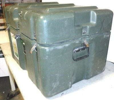 "Hardigg Military Storage Hard Plastic Case 26"" x 21"" x 19"""