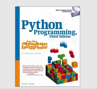 Python Programming 3th Edition.....PDF in high quality...read
