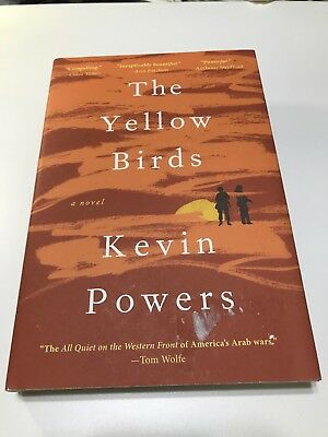 The Yellow Birds by Kevin Powers (2012, Hardcover)