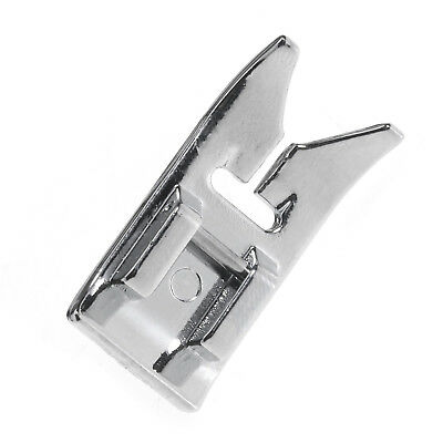 Metal Sewing Machine Clip On Zig Zag Snap On Presser Foot Attachment 32mm*15mm