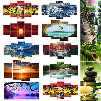 5D DIY Full Drill Diamond Embroidery Painting Combination Cross Stich Kit Craft