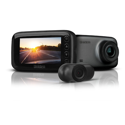 "UNIDEN iGO CAM 70R 2.7K SMART DASH CAM WITH 2.7"" LCD COLOUR SCREEN"