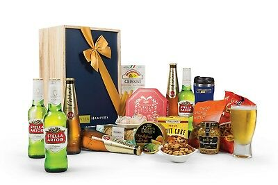 Interhampers Beer Lovers Crate Gift Hamper