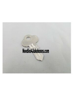 1 KT801  Soda Machine Key - Fits VMC, Vendo and others