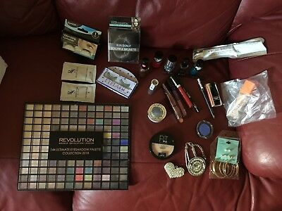 Large Make Up Bundle&Hair & jewellery Accessories,Brand Names.SEE PICS 4 ALL INC