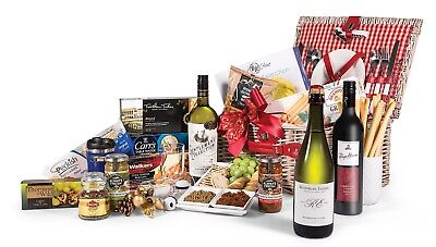 Interhampers Treasure Chest Gift Hamper