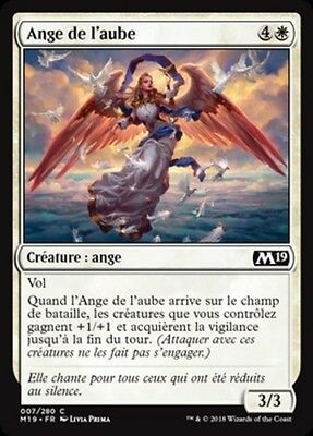 ange de l'aube     X4  magic 2019