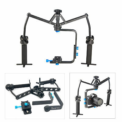 Video Handheld Mechanical Stabilizer Steadycam for Camera DV Camcorder DSLR USA
