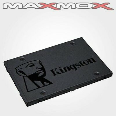 "Kingston A400 SSD 480GB 6,4cm 2,5"" Festplatte intern SATA III f. Notebook Laptop"