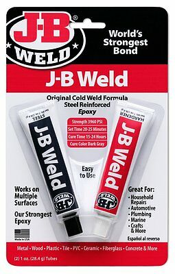 J-B Weld 8265-S Cold Weld Compounds