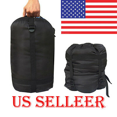 Waterproof Compression Stuff Sack Outdoor Camping Sleeping Bag Storage Bag USA