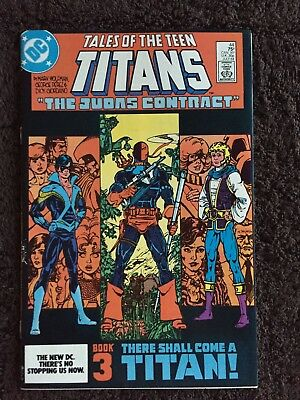 Tales of the Teen Titans 44! 1st appearance of Nightwing! VF/NM Condition!