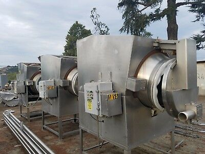 American Laundering Machine Washer model Slant/Line Lot of 3 units