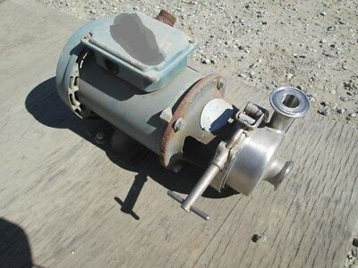 Thomsen centrifugal pump