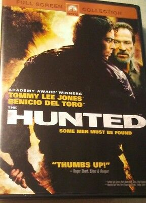 The Hunted (Full Screen Edition) DVD / Tested, ships in 24 hours