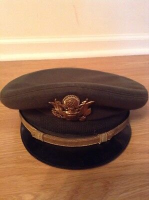 WWII Flight Ace Military Officers Hat