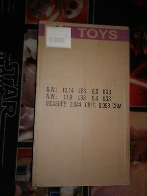 Star Wars Legacy Collection Super Deluxe Imperial AT-AT MISB w Factory Box Seal