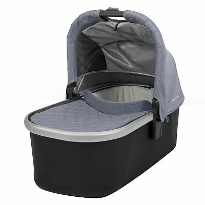 UPPAbaby Carrycot For Vista & Cruz Pushchair / Stroller / Buggy - Gregory Grey