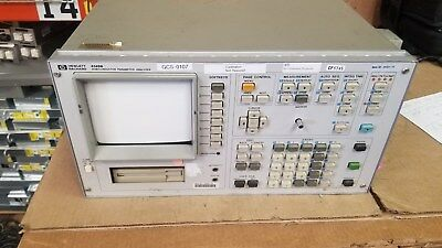 HP 4145B Semiconductor Parameter Analyzer For Parts #2