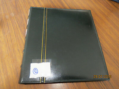 N0-12--  Fdc  Album  -35  Double  Sided  Pages  --4  To  A Page --Like  New  A1