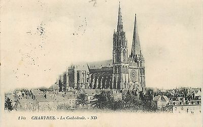 28 Chartres Cathedrale Nd 17688