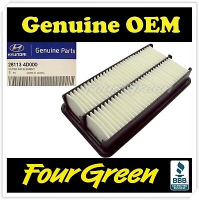 New Genuine OEM Engine Air Filter Element For 2002-05 Kia Sedona