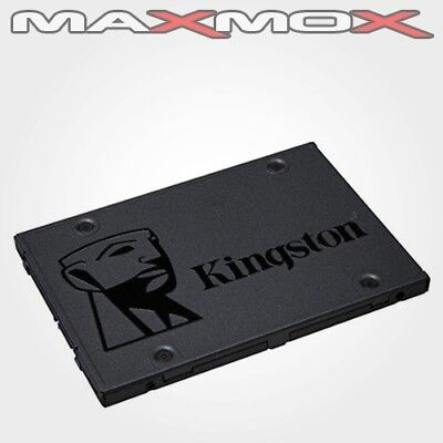"Kingston A400 SSD 120GB 240GB 480GB 6,4cm 2,5"" Notebook Festplatte intern SATA3"
