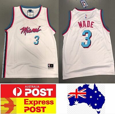 quality design 37764 900d3 DWYANE WADE MIAMI Heat special city edition jersey