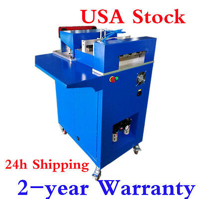 US Stock Ving CNC Notching Machine for Metal Channel Letter, Single Side Notcher