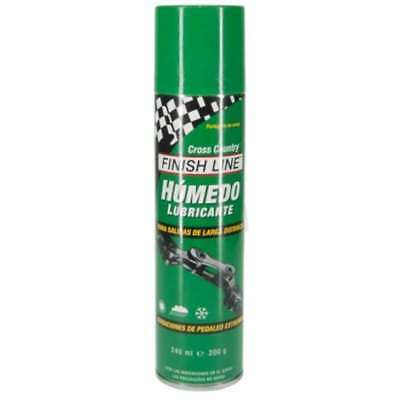 Finish Line Lubricante Cross Country Aerosol 126.00032 ACCESORIOS ACEITES
