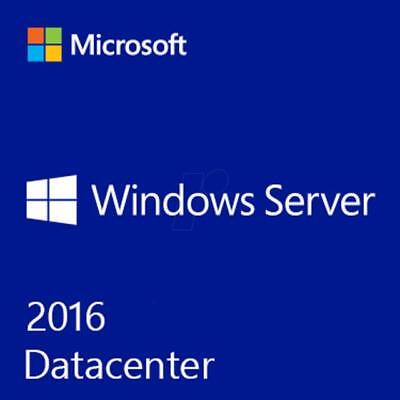 [KEY] Windows Server 2016 Datacenter License Key and Download Link