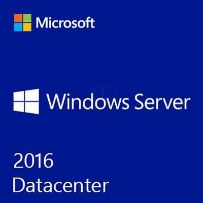 [KEY] Windows Server 2016 Datacenter License Key - INSTANT  DELIVERY !!!