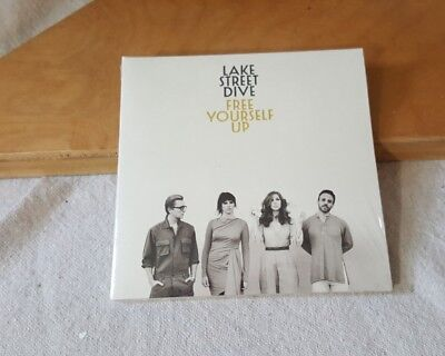 Lake Street Dive - Free Yourself Up CD New Sealed