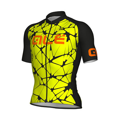 Ale Cracle Short Sleeve Jersery  L13453718 ROPA HOMBRE MAILLOTS MANGA CORTA
