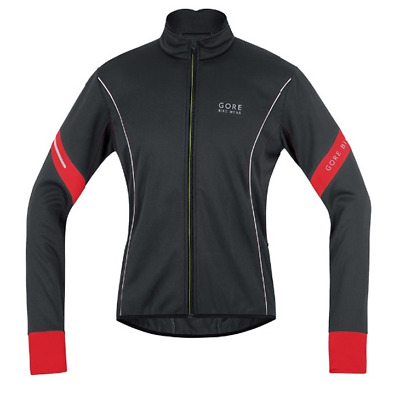 Gore Bike Power 2.0  Windstopper Softshell JWMPOW ROPA HOMBRE CHAQUETAS