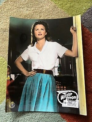 Wilder Strom, Lee Remick, Portrait