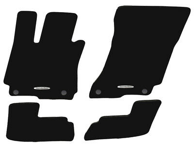Mercedes-Benz Genuine OEM Carpeted Floor Mats 2007 to 2014 CL-Class C216)
